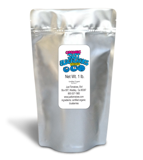 Organic Just Blueberry Powder